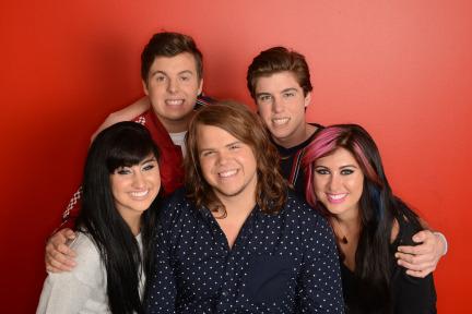 American Idol 2014 Spoilers - Top 5