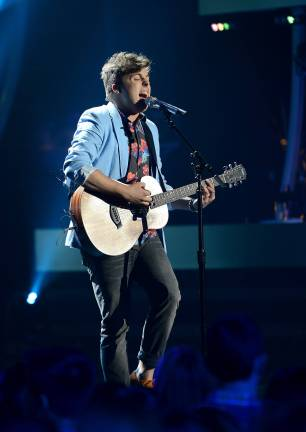 American Idol 2014 Spoilers - Top 8 - Alex Preston