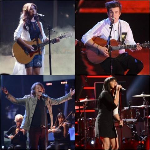 American Idol 2014 Spoilers - Top 4 Performances