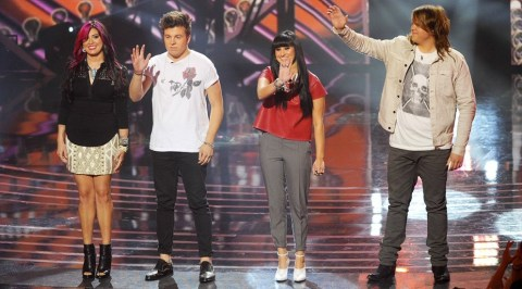 American Idol 2014 Spoilers - Top 4 Results Show