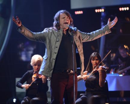 American Idol 2014 Spoilers - Top 5 - Caleb Johnson Performance