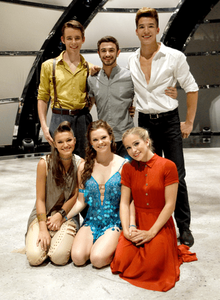 So You Think You Can Dance 2014 Spoilers - Top 6 Results