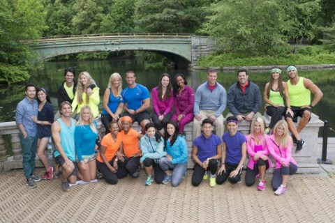 The Amazing Race 2014 Spoilers - Season 25 Cast