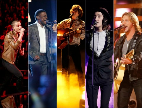 The Voice USA 2014 Spoilers - Voice Top 5 Results Poll