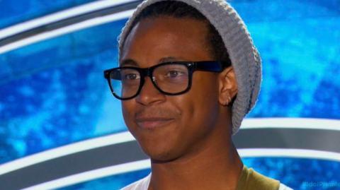 American Idol 2015 Auditions - Savion Wright