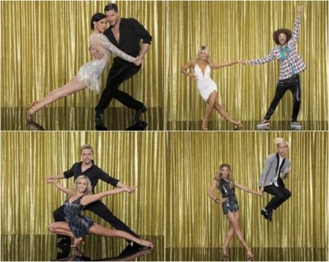 Dancing with the Stars 2015 Spoilers - Premiere Sneak Peek