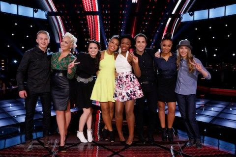 The Voice USA 2015 Spoilers - Voice Top 8 Predictions