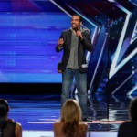America's Got Talent 2015 Spoilers - Chris Jones - Howie Shakes Hands