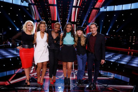 The Voice USA 2015 Spoilers - Voice Top 6 Predictions