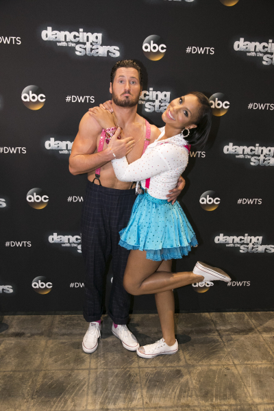 Dancing with the Stars 2015 Spoilers - Night 3 Performance - Tamar Braxton and Val Chmerkovskiy