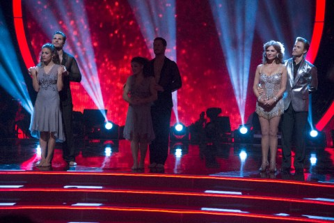 Dancing with the Stars 2016 Spoilers - Week 9 Results