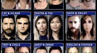 Hunted Cast of Fugitives on 2017 season