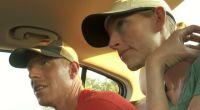Stephen and English King on Hunted CBS
