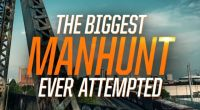 Hunted show on CBS - Biggest Manhunt