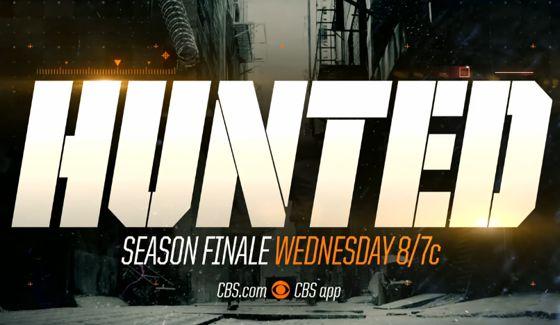 Hunted 2017 Season Finale on CBS