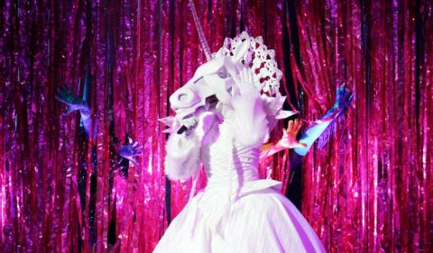 The masked Singer - Unicorn