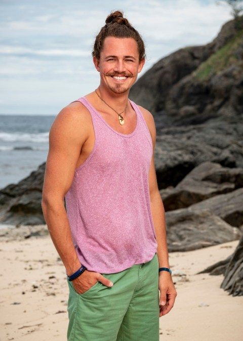 Survivor Edge of Extinction 2019 Spoilers - Season 38 Cast - Joe Anglim