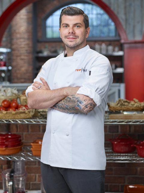 Top Chef Kentucky 2019 Spoilers - Season 16 Chefs - Eddie