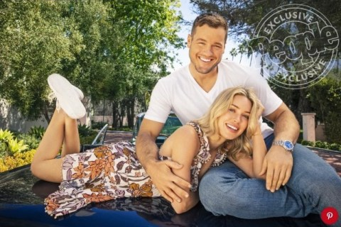 The Bachelor 2019 Spoilers - Colton and Cassie in People Magazine 3
