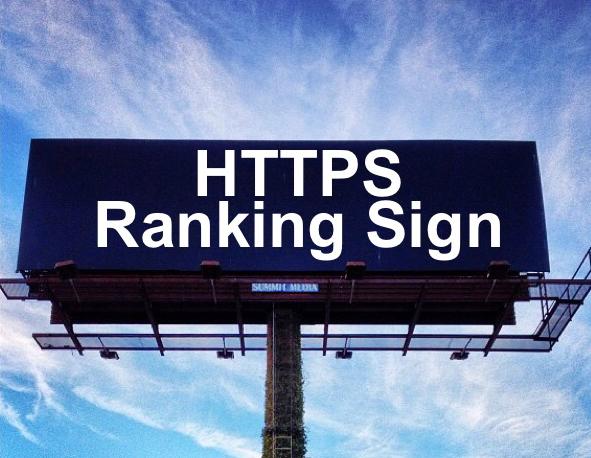 https Ranking Sign