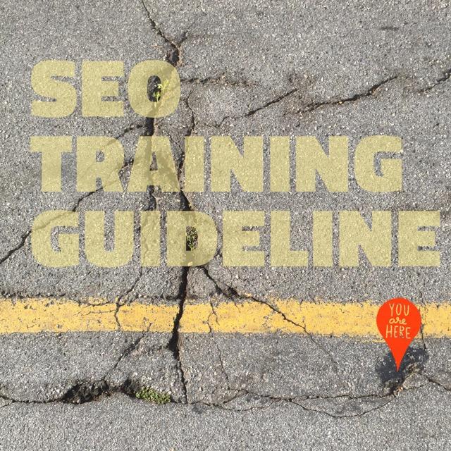 SEO training guideline