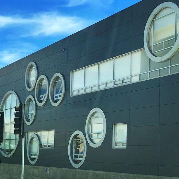 Architectural Art Monotone