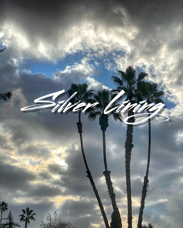 Silver Lining Copyright Mike Valentine