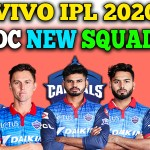 IPL 2020 Delhi Capitals Team Players List: DC Team Squad 2020