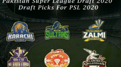 PSL 2020 Pakistan Super League Players Draft