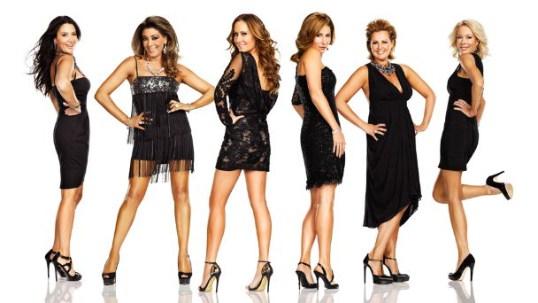 VIDEO Meet The Real Housewives Of Melbourne! | Reality ...