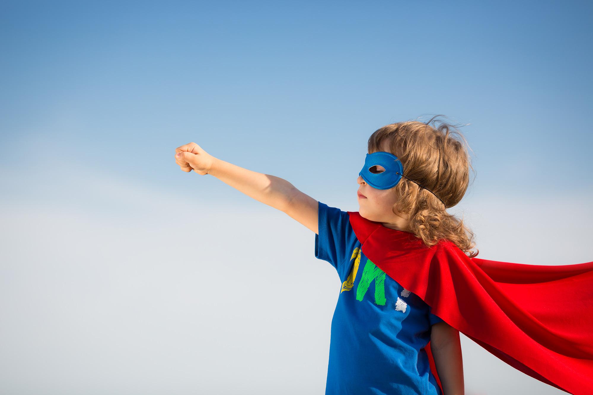 Realização Empreendedora Empreendedor Superman Mirim