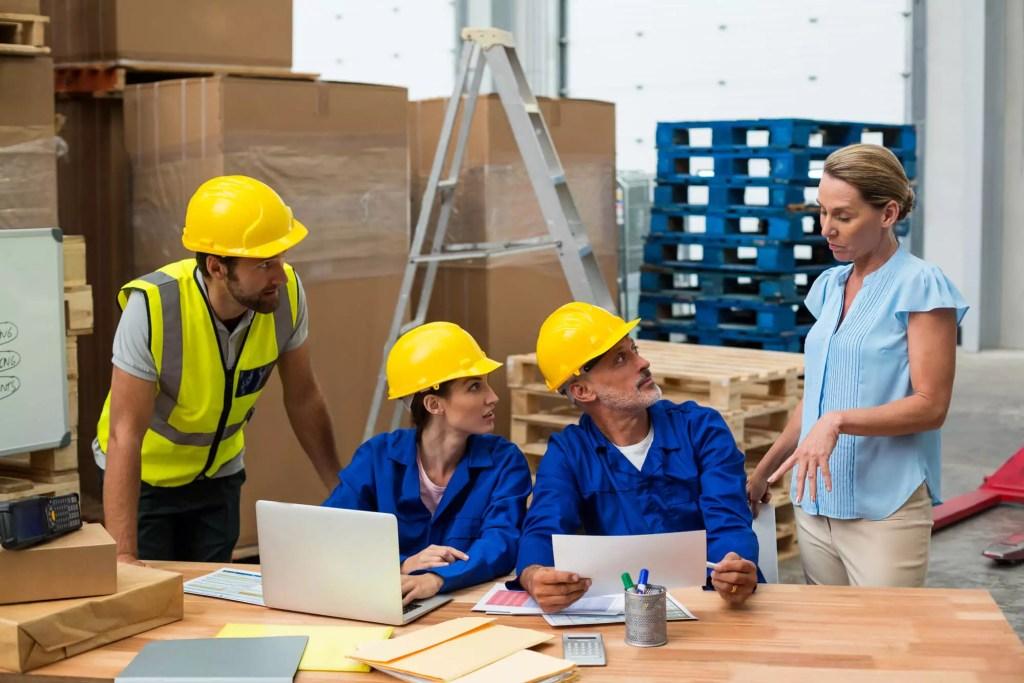 As principais medidas de segurança do trabalho