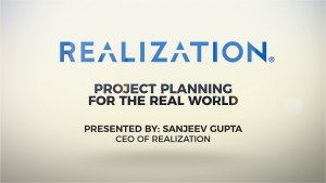 Realization – Project Planning – Thumb