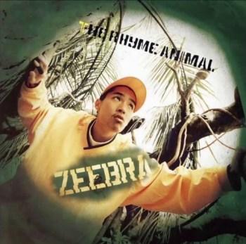 Couverture de l'album The Rhyme Animal - 1998