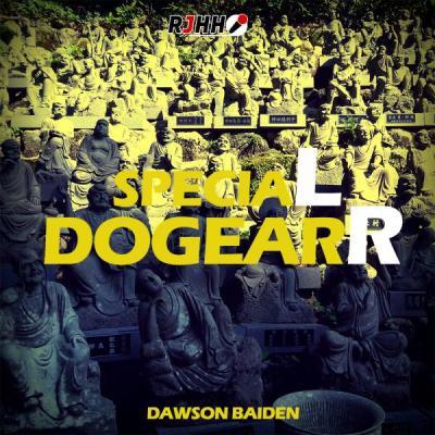 Pochette de la mixtape Special Dogearr de Dawson Baiden