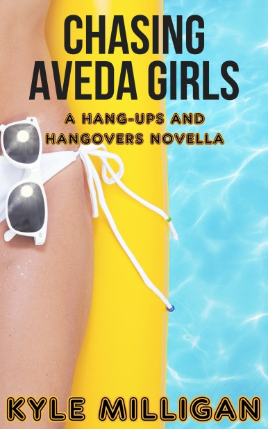 Chasing Aveda Girls New Adult Book by Kyle Milligan