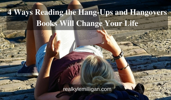 Reading New Adult Fiction Hang-Ups and Hangovers