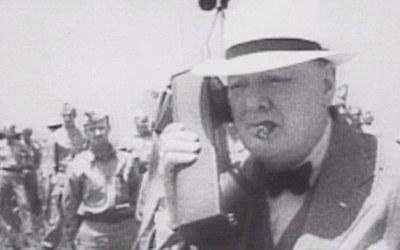 """Keep buggering on!""  (Churchill): bad idea."
