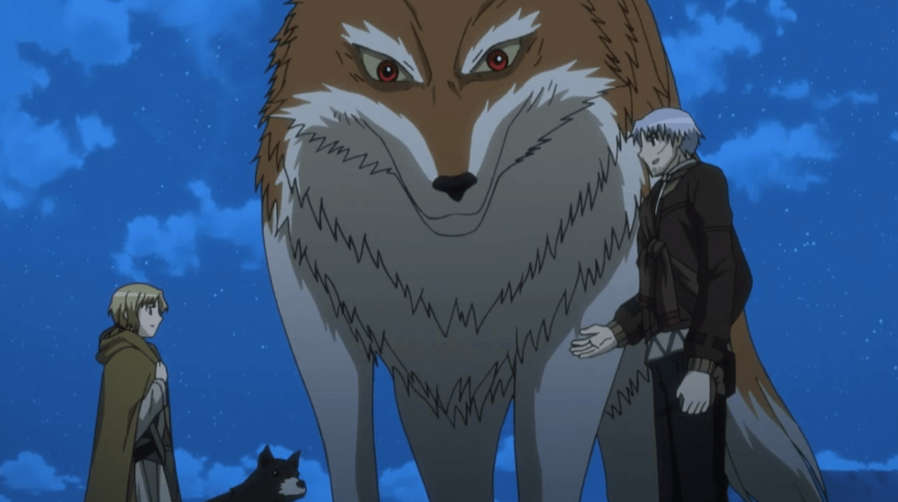 galleries related spice and wolf season 2 spice and wolf kiss
