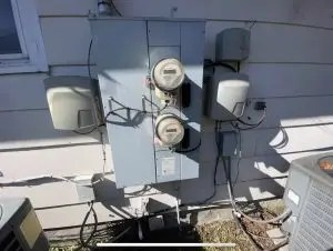 Separate meters on a duplex means better ROI
