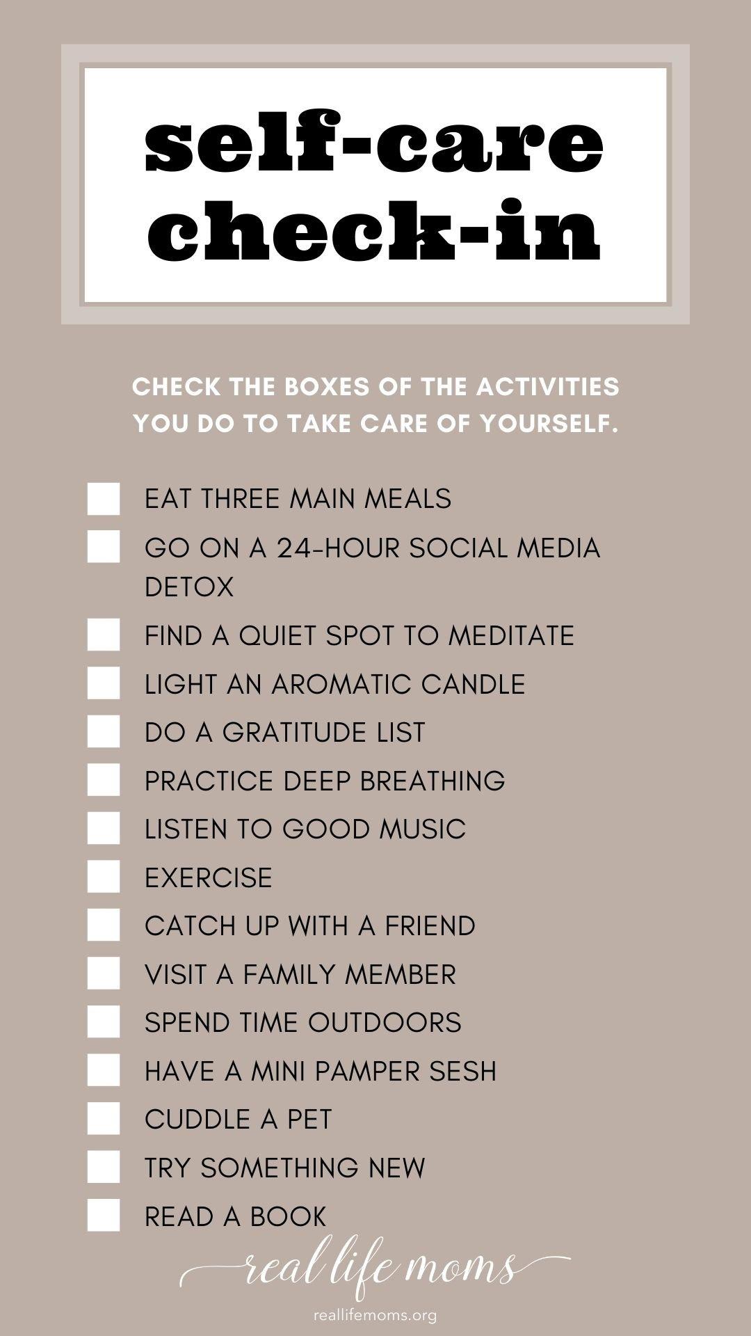 Self Care Worksheet Bundle