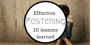 Lesson 3: How to Get and Keep the Support You Need in Fostering