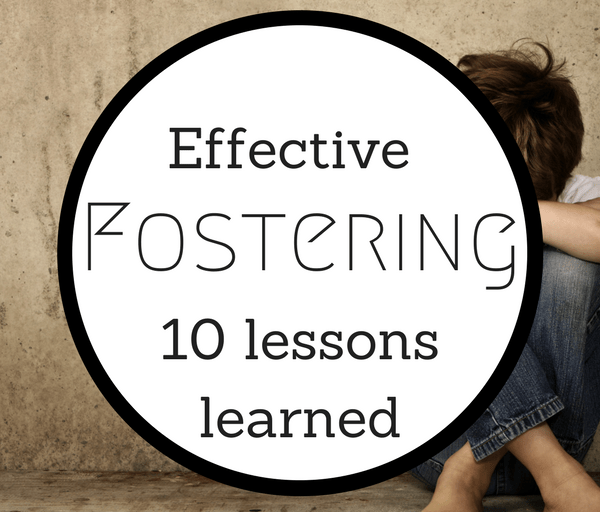Lesson 4: You are an Advocate, not just a Foster Parent
