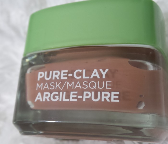 L'Oreal's Exfoliate and Refine Clay mask: Review