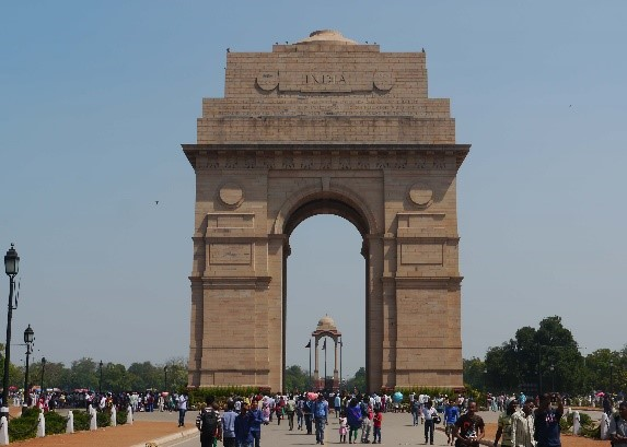 Delhi Memorial Gate (India Gate)