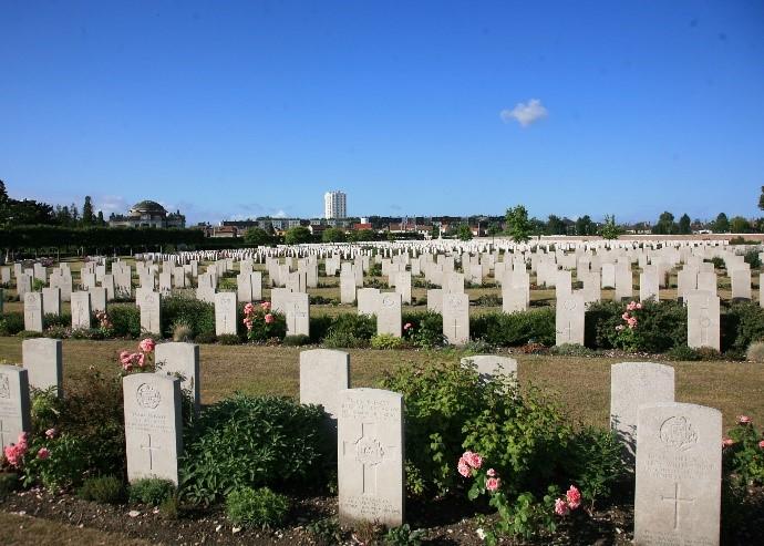 St. Sever Cemetery, Rouen