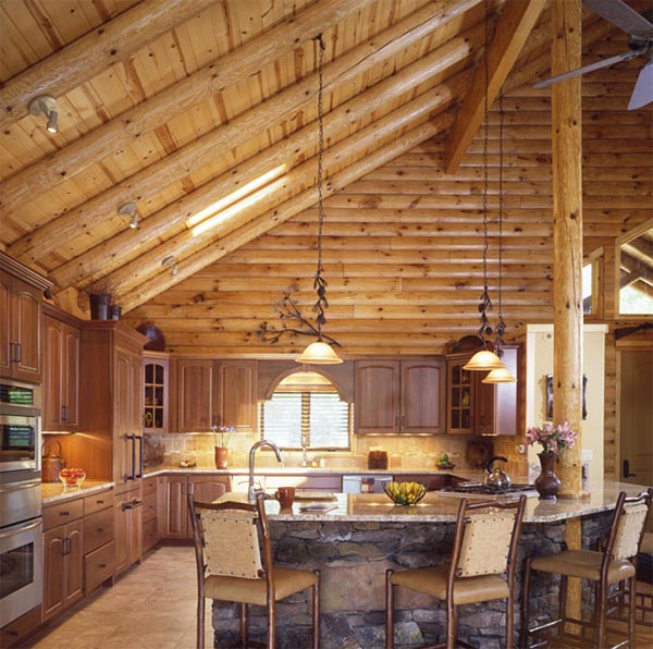 Build Your Log Cabin