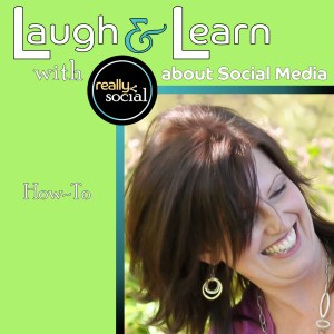 How to Use Social Media | Laugh & Learn Blab Series by Really Social