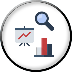 Really Social Analytics and Reporting Services (icon)