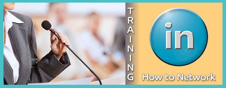 LinkedIn Training: How to Network | Really Social Training